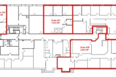 Suite 201, 205, 208 and 220